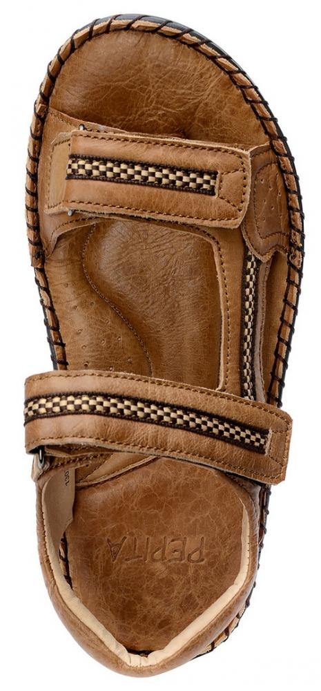 мужские сандалии  натуральная кожа pepita испания